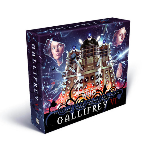 Doctor Who: Gallifrey Series 6 - Big Finish Audio CD Boxed Set