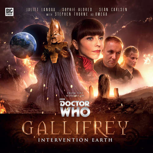 Doctor Who: Gallifrey Series 7 - Big Finish Audio CD