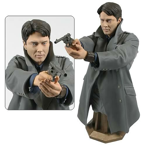 Torchwood Masterpiece Titan Collection Bust - CAPTAIN JACK HARKNESS - John Barrowman