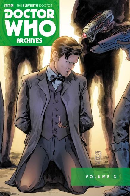 11th Doctor Archives Omnibus Vol. 3 Titan Comics