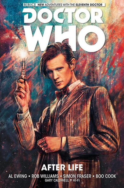 Doctor Who: Titan Comics 11th Doctor Vol. 1: AFTERLIFE - Graphic Novel