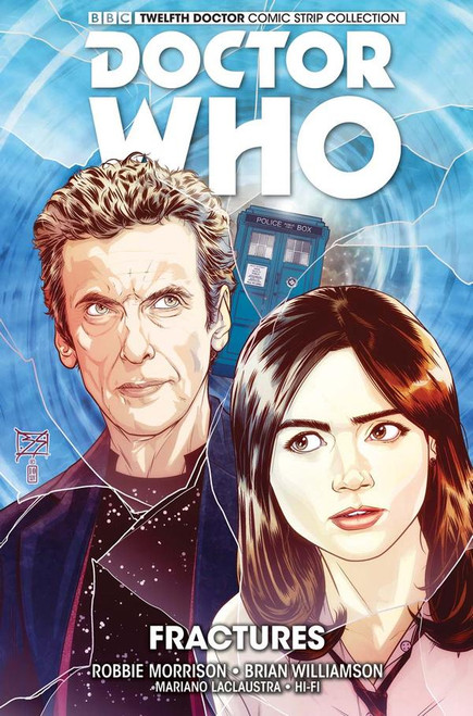 Titan Comics 12th Doctor Vol. 2: Fractures - Graphic Novel