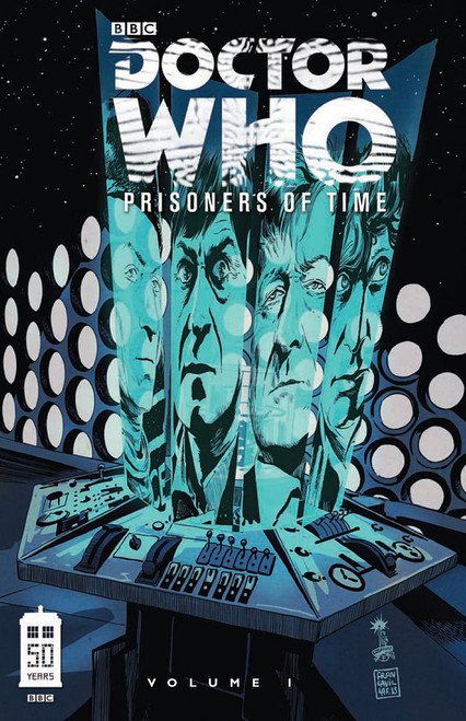 Doctor Who: PRISONERS OF TIME Volume 1 IDW Graphic Novel
