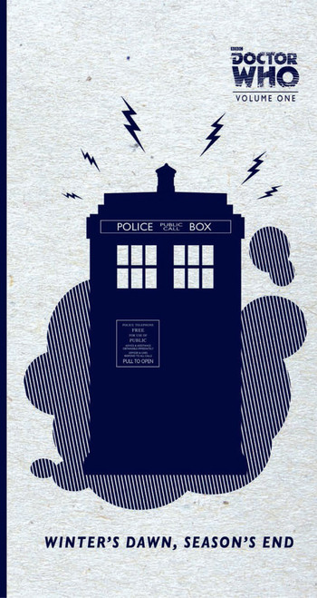 Doctor Who: Winter's Dawn - Season's End: Vol 1 IDW Hardcover Graphic Novel