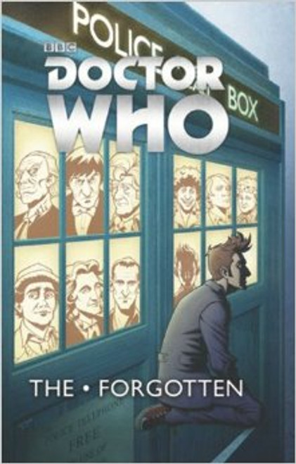 Doctor Who: THE FORGOTTEN - Hardcover Graphic Novel by Tony Lee from IDW