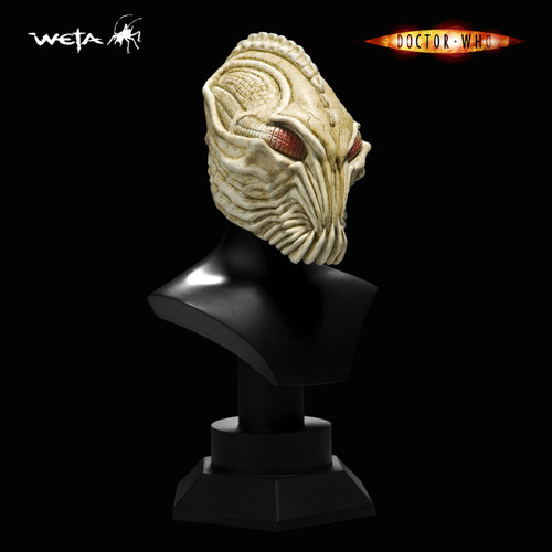 Doctor Who: SYCORAX 1:4 Scale Helmet by WETA - Limited Edition of 500