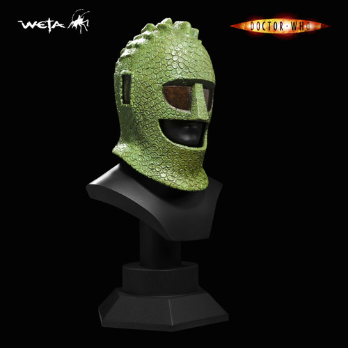 Doctor Who: ICE WARRIOR 1:4 Scale Helmet by WETA - Limited Edition of 500