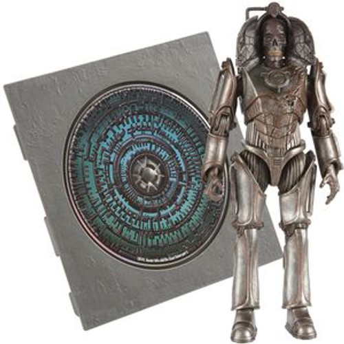 Doctor Who: CYBERMAN GUARD (Pandorica Wave with CD) - Series 5 Action Figure - Character Options