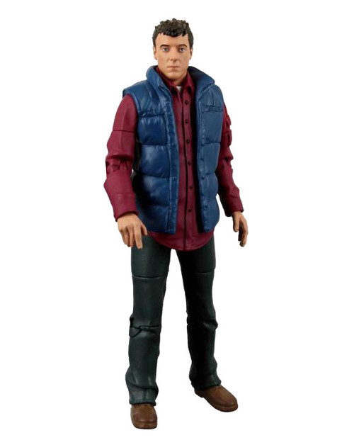 Doctor Who New Series - RORY WILLIAMS (Red shirt & Blue vest) - Series 6 Action Figure - Character Options