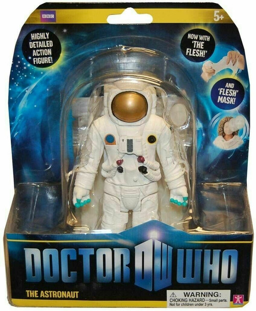 "Doctor Who New Series - ASTRONAUT ""Flesh series""  - Series 6 Action Figure - Character Options"