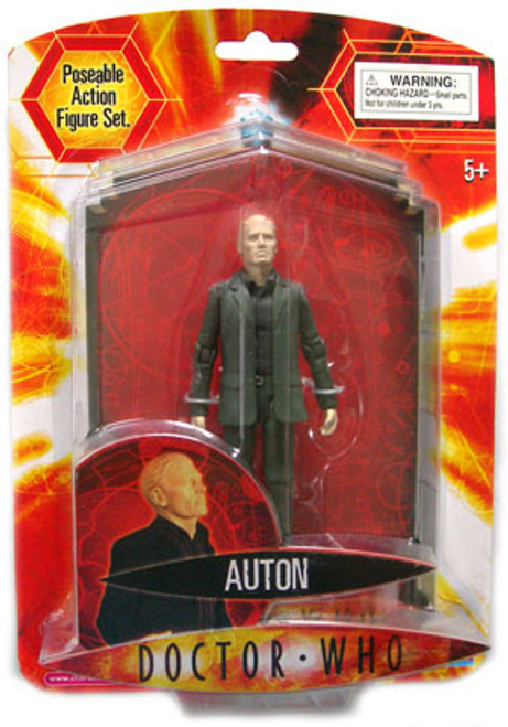 Doctor Who New Series - AUTON - Series 1 Action Figure - Character Options