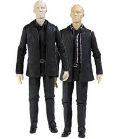 Doctor Who New Series - AUTON TWO PACK - Series 1 Action Figure - Character Options
