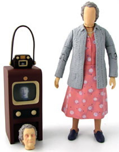 Doctor Who New Series - FACELESS GRANDMA CONNOLLY - Series 2 Action Figure - Character Options