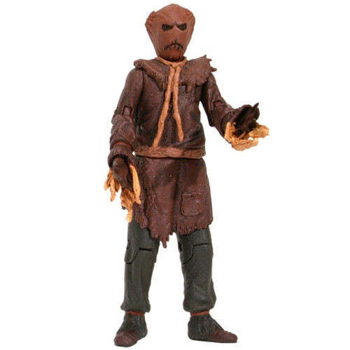 Doctor Who New Series - SCARECROW (Brown Tie) - Series 3 Action Figure - Character Options