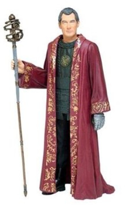 Doctor Who 'End of Time' Series - The NARRATOR (Rassilon) - Series 4 Action Figure - Character Options