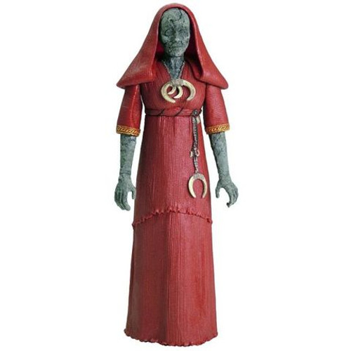 Doctor Who: PYROVILLE PRIESTESS - Series 4 Action Figure - Character Options