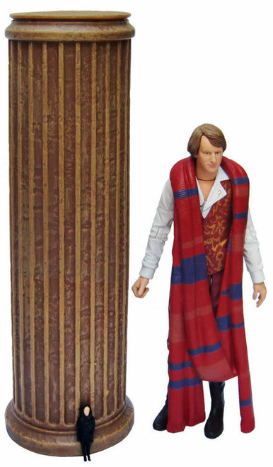 5th Doctor Castrovalva Action Figure Set - Classic Series- Character Options