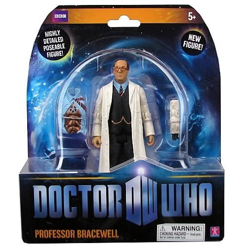 Doctor Who New Series - PPORESSOR BRACEWELL - Series 5 Action Figure - Character Options