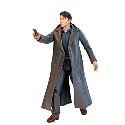 Doctor Who: CAPTAIN JACK HARKNESS - Series 5 - Character Options Action Figure