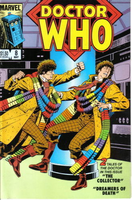 Doctor Who Marvel Comics #8