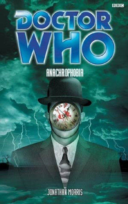 Doctor Who BBC Books - ANACHNOPHOBIA - 8th Doctor