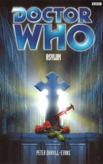 Doctor Who BBC Books Series - ASYLUM - 4th Doctor