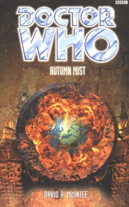 Doctor Who BBC Books Series - AUTUMN MIST - 8th Doctor