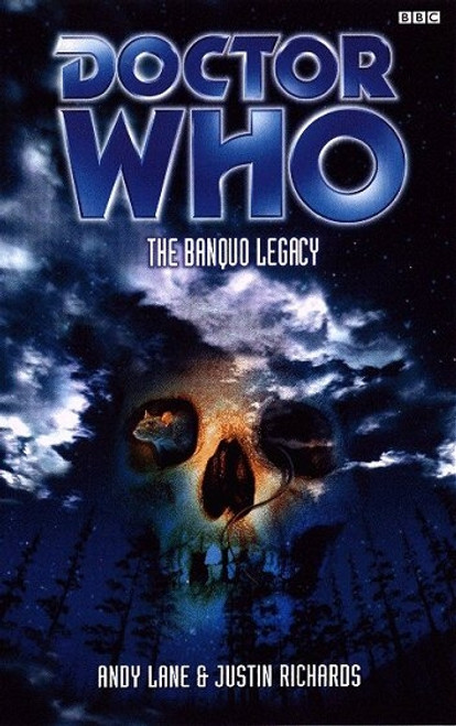Doctor Who BBC Books - BANQUO LEGACY - 8th Doctor