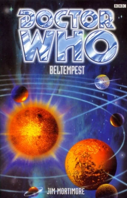 Doctor Who BBC Books - BELTEMPEST - 8th Doctor