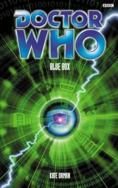 Doctor Who BBC Books Series - BLUE BOX - 6th Doctor
