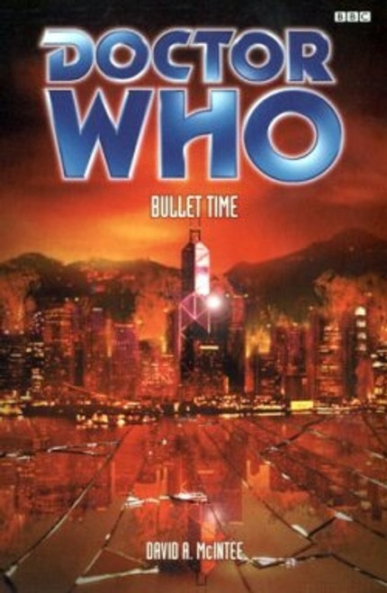 Doctor Who BBC Books - BULLET TIME - 7th Doctor