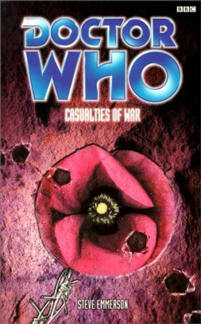 Doctor Who BBC Books - CASUALTIES OF WAR - 8th Doctor