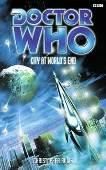 Doctor Who BBC Books - CITY AT WORLD'S END - 1st Doctor