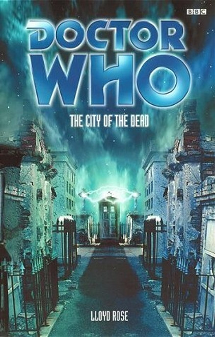 Doctor Who BBC Books: The City of the Dead - 8th Doctor