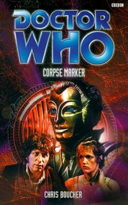 Doctor Who BBC Books - CORPSE MARKER - 4th Doctor
