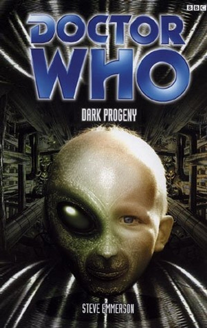 Doctor Who BBC Books - DARK PROGENY - 8th Doctor