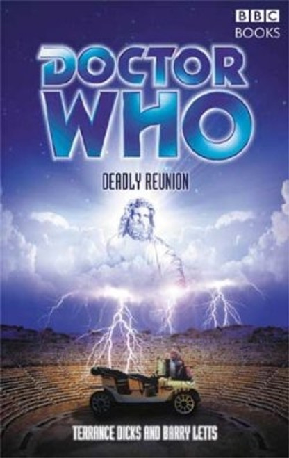 Doctor Who BBC Books - DEADLY REUNION - 3rd Doctor