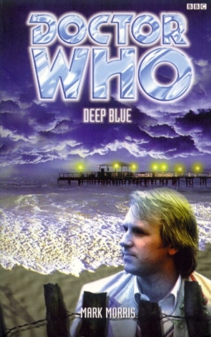 Doctor Who BBC Books - DEEP BLUE - 5th Doctor