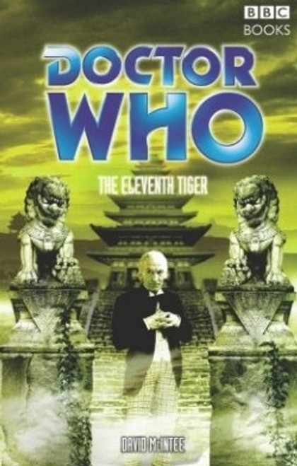 Doctor Who BBC Books - ELEVENTH TIGER - 1st Doctor