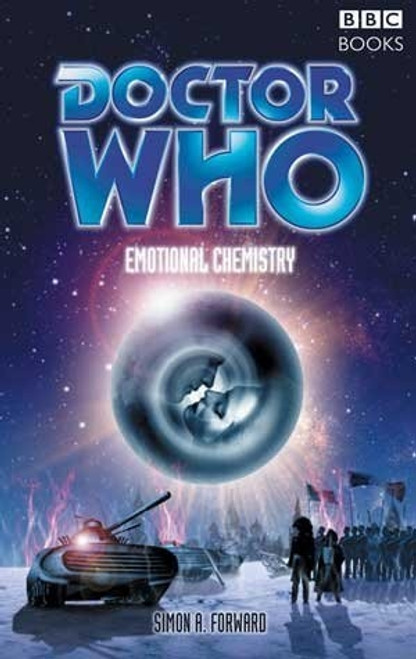 Doctor Who BBC Books - EMOTIONAL CHEMISTRY - 8th Doctor