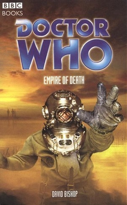 Doctor Who BBC Books Series - EMPIRE OF DEATH - 5th Doctor