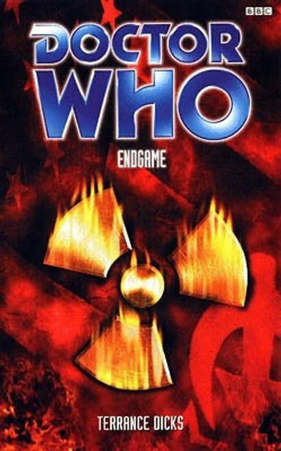 Doctor Who BBC Books Series - ENDGAME - 8th Doctor