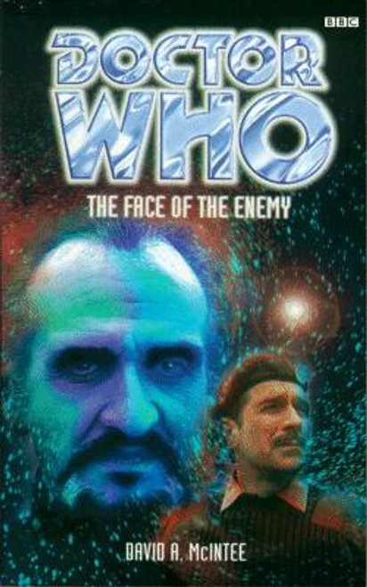 Doctor Who BBC Books - FACE OF THE ENEMY - 3rd Doctor era - The Master and UNIT