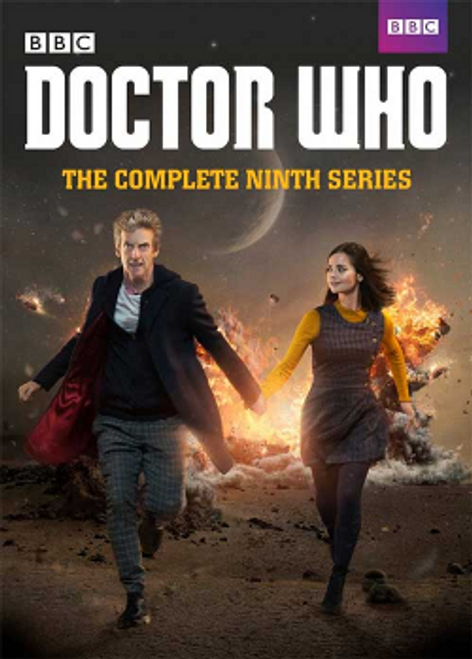 Doctor Who Complete Series 9 DVD  - Starring Peter Capaldi as the Doctor