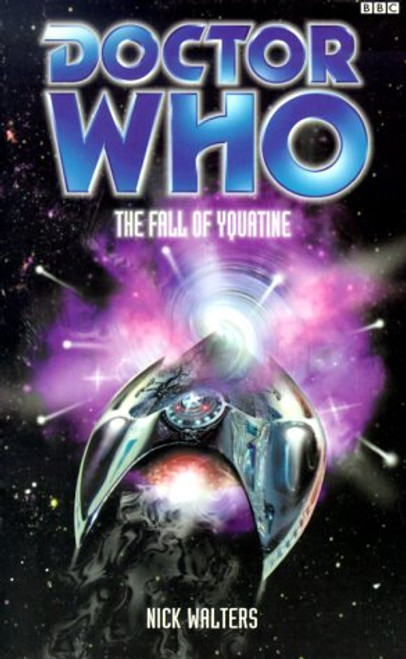 Doctor Who BBC Book Series - FALL OF YQUITAINE - 8th Doctor
