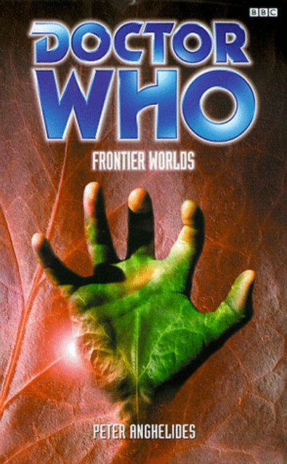 Doctor Who BBC Books Series - FRONTIER WORLDS - 8th Doctor