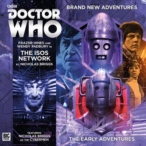 Doctor Who: The Early Adventures #2.4 - The ISOS NETWORK - Big Finish Audio CD