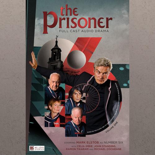 The Prisoner Volume 1 (Limited Edition Boxed Set) - Big Finish Audio Drama CD (Last ONE)