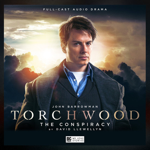 Torchwood #1: The CONSPIRACY - Big Finish Audio CD (Starring John Barrowman)