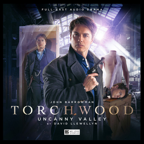Torchwood #5: UNCANNY VALLEY - Big Finish Audio CD (Starring John Barrowman)